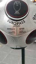 ADIDAS BALL OFFICIAL EUROPASS GLORIA FINAL EURO CUP 2008 + IMPRINTS