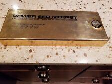 Rockford Fosgate Power 650 Gold cover