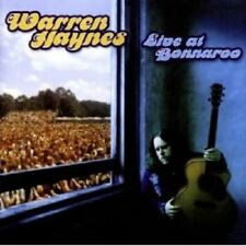 WARREN HAYNES - LIVE AT BONNAROO  CD NEU