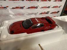 Gt Spirit Ferrari Koenig Testarossa RED 1/18  RARE HTF Bi Turbo