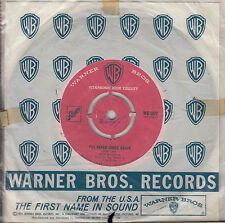 TAB HUNTER I'll Never Smile Again / There's No Fool Like A Young Fool 45