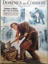 La Domenica del Corriere 13 Febbraio 1966 Luna Starnuti Sanremo Sanità Kennedy