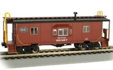 Bachmann HO Scale 16817 Norfolk /& Western Red #500 825 NE Steel Caboose