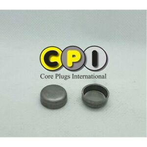 18mm Stainless Steel Cup type core / Freeze plug