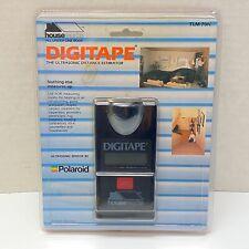 Polaroid Houseworks Digitape Ultrasonic Distance Estimator - NEW