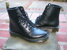 DR DOC MARTENS LUANA WOMENS BOOTS SIZE 6 BLACK NEW WITH BOX