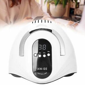 Cordless Rechargeable Nail Dryer UV LED Gel Light Art Polish Manicure Machine