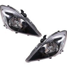 NEW Headlight Lamps Fit 2012-16 Mazda Facelift BT50 Pro Ute Pickup - Pair