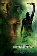 Star Trek: Nemesis (2002) Original 27 X 40 Theatrical Movie Poster