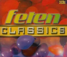 Feten Classics 3CD:BACCARA,ABBA,OTTAWAN,OPUS,SPLIFF,SANTANA,GIBSON BROTHERS,SWAN