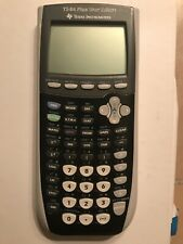 Texas Instruments TI-84 Plus Silver Edition Graphing Calculator - Silver