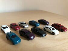 10 x Model Cars Vehicles 1:150 N Scale Gauge Railway