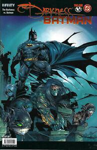 THE DARKNESS VS. BATMAN deutsch CROSSOVER Infinity MARK SILVESTRI, DAVE FINCH