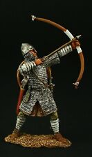 Tin soldier Norman Archer, XI c. 54 mm Pre Order / Collectible