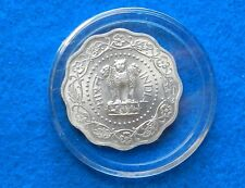 1975 India 10 Paise - Type 2 - Beautiful Coin - Full Luster - See PICS
