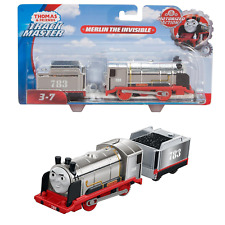 Thomas The Tank Engine & Friends pista Master Merlin The Invisible Motor