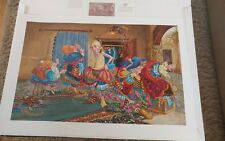 Getting it Right by James C Christensen print # 793 Mint