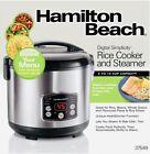 Hamilton Beach Digital Simplicity 2-14  Rice Cooker & Steamer photo