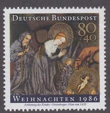 Germany 1986 #B651 Christmas - MNH