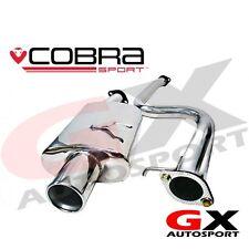 Fd18 Cobra Sport Ford Fiesta Mk6 St150 (2005-07) Gato posterior de escape no resonó