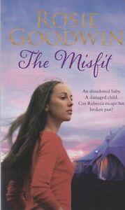 THE MISFIT by ROSIE GOODWIN (PAPERBACK) BOOK