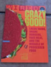 Wired Magazine Chef David Chang Crazy Good! 180 Pages October 2013