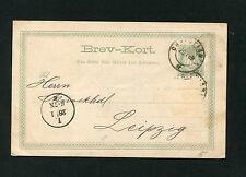 Noruega dos ga 5 céntimos para 1888 (eb-6)