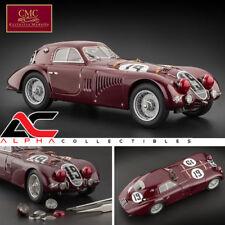 CMC M-111 1:18 1938 ALFA ROMEO 8C 2900 B #19 24H LE MANS LE OF 3000