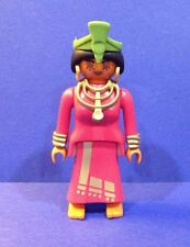 PLAYMOBIL CIRCUS SNAKE CHARMER from Set 3737 ~ Romani 1992-96 Magic Fairy Tales