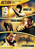 NEW & SEALED 19 Movie Action Collection (DVD 2017 Reg. 1) Chuck Norris Bruce Lee