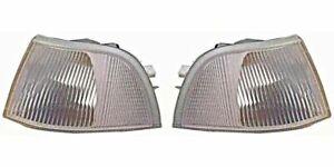 VOLVO S40 V40 95-98 Corner Light Turn Signal Clear LEFT