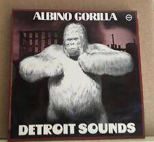 Albino Gorilla Detroit sons UK 1970 Vinyl LP EXCELLENT état 1984