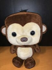 "Fisher Price Smart Monkey Interactive Plush ""I Talk, Listen & Learn"""