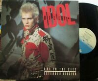 "BILLY IDOL ~ Hot In The City ~ 12"" Single PS"