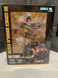 Kotobukiya DC Comics: Batgirl Bishoujo Statue - Black Costume Version (NIB)
