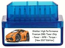 Stakker High Performance Chip Tuner [ Add 150 HP 5 MPG ] OBD Tuning for Ford