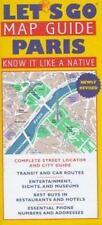 Let's Go Map Guide: Paris