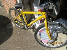 Child bicycle 21inc used for sale in perfect condition, total re con, pick up on