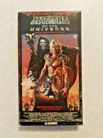 Masters of the Universe (VHS 1987) Dolph Lundgren Frank Langella