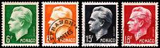 Monaco Scott 276-279 (1951) Used/Mint H VF Complete Set