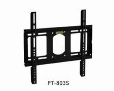 LCD TV WALL MOUNT FLAT VESA 400x400mm FT-803S 36 40 42 46 49 50  in- NEW