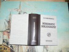 Clain-Stefanelli:Numismatic Bibliography 1985. Reference for Numatic Literature
