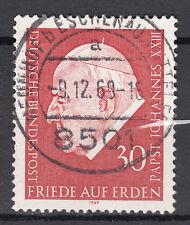 BRD 1969 Mi. Nr. 609 Papst Johannes TOP-VOLLSTEMPEL Gestempelt LUXUS! (8470)
