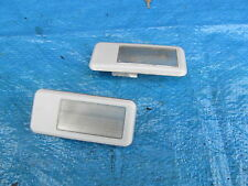 SUN VISOR INTERIOR LIGHT X PAIR from a 1995 BMW 318iS COUPE E36