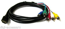 NEW 5ft HDMI Male To 5 RCA Audio Video AV Component Cable
