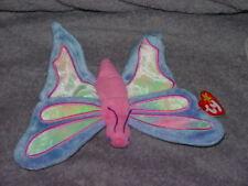 Ty Beanie Babies Original Flitter The Butterfly 1999 Retired 5th Gen Retired