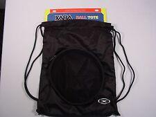 Xara Soccer Tote Bag Ball Bag Style 7092 - Black - NEW