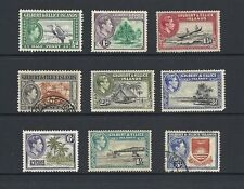 Used Gilbert & Ellice Stamps (Pre-1971)