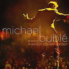 Michael Buble - Meets Madison Square Garde (NEW CD+DVD)