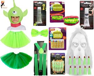 Kids MONSTER Head Toy Hat FANCY DRESS ACCESSORY Alien Space School Play StoryLot